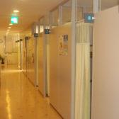 診察室前廊下